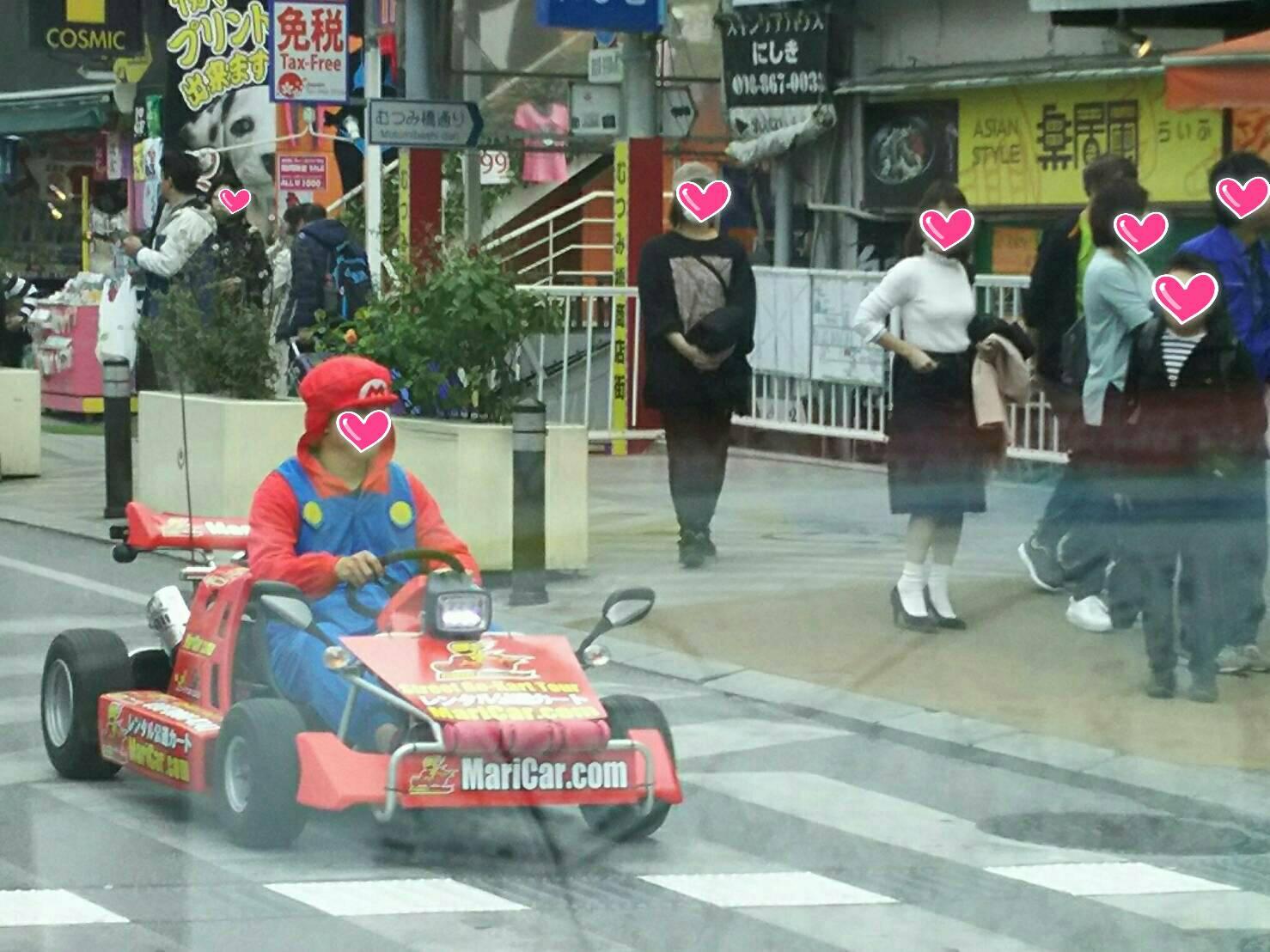 まかせて那覇へ 久々のポスティング応援@まかせて沖縄