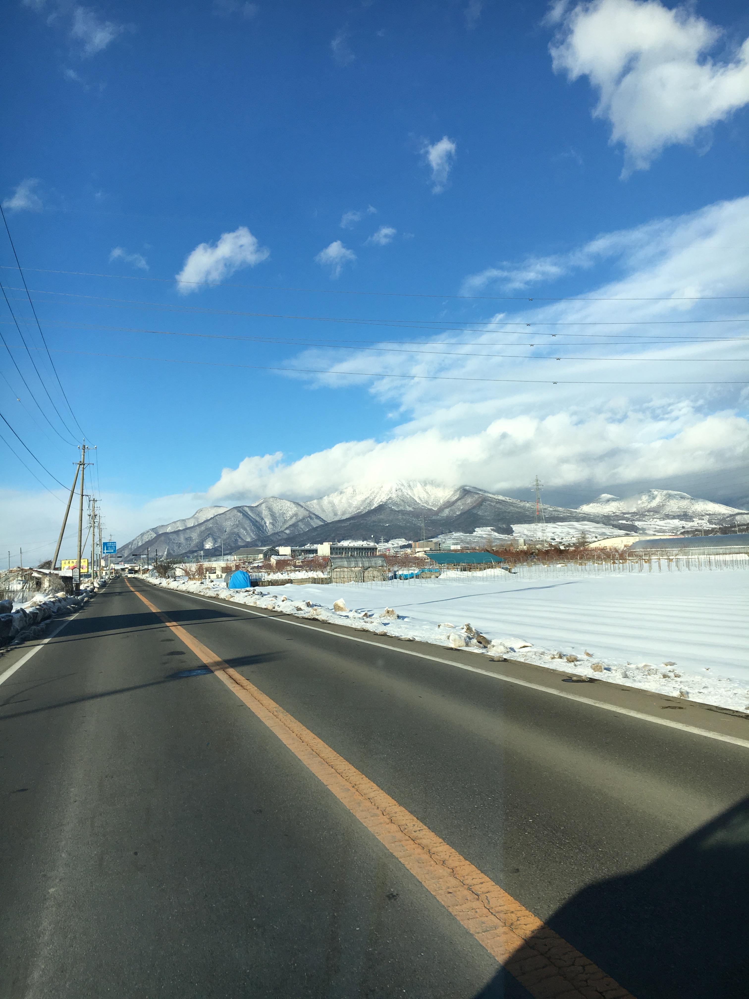 日本の原風景 中野市
