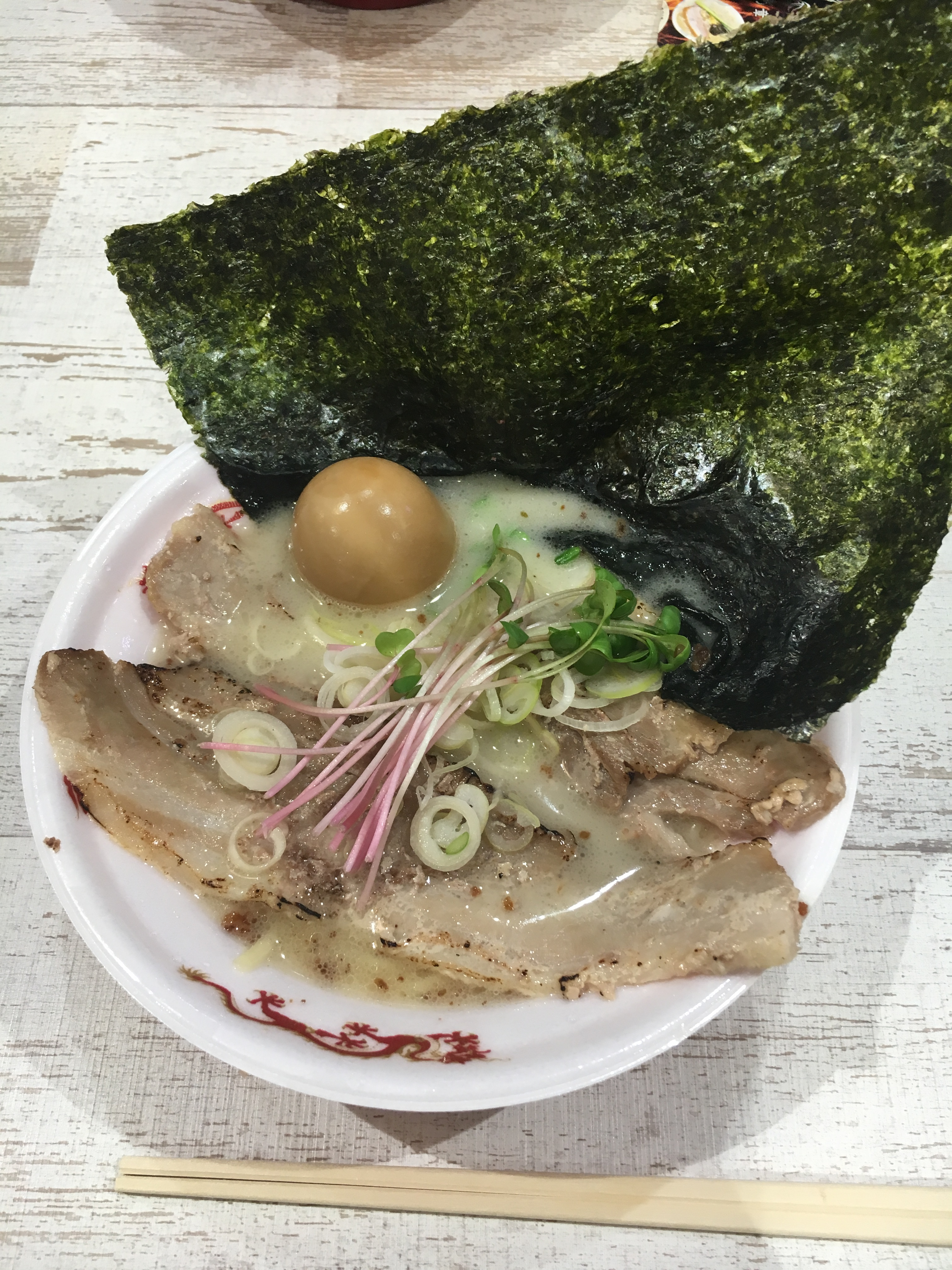 イオン南松本信越麺戦記