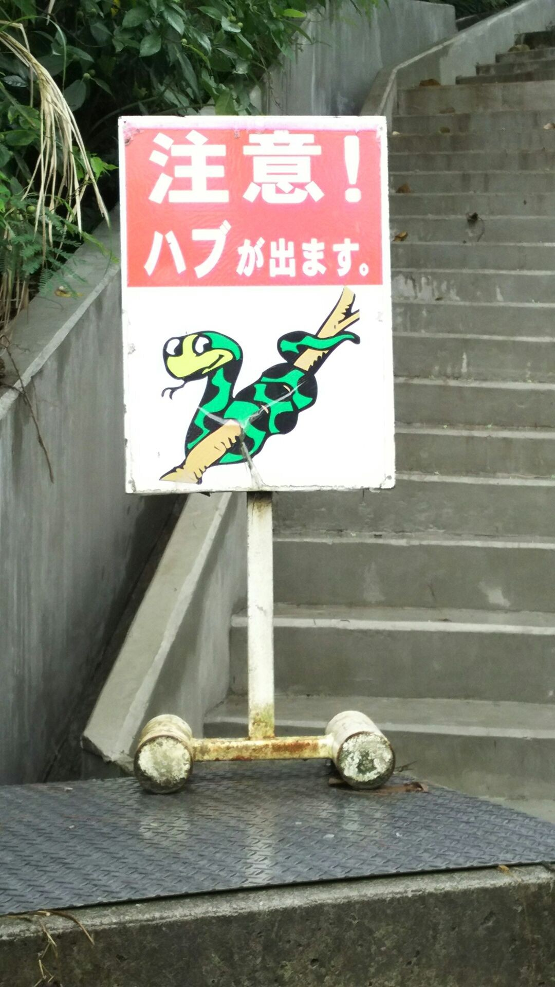 先週 雨の中 ポスティングいってきました@まかせて沖縄