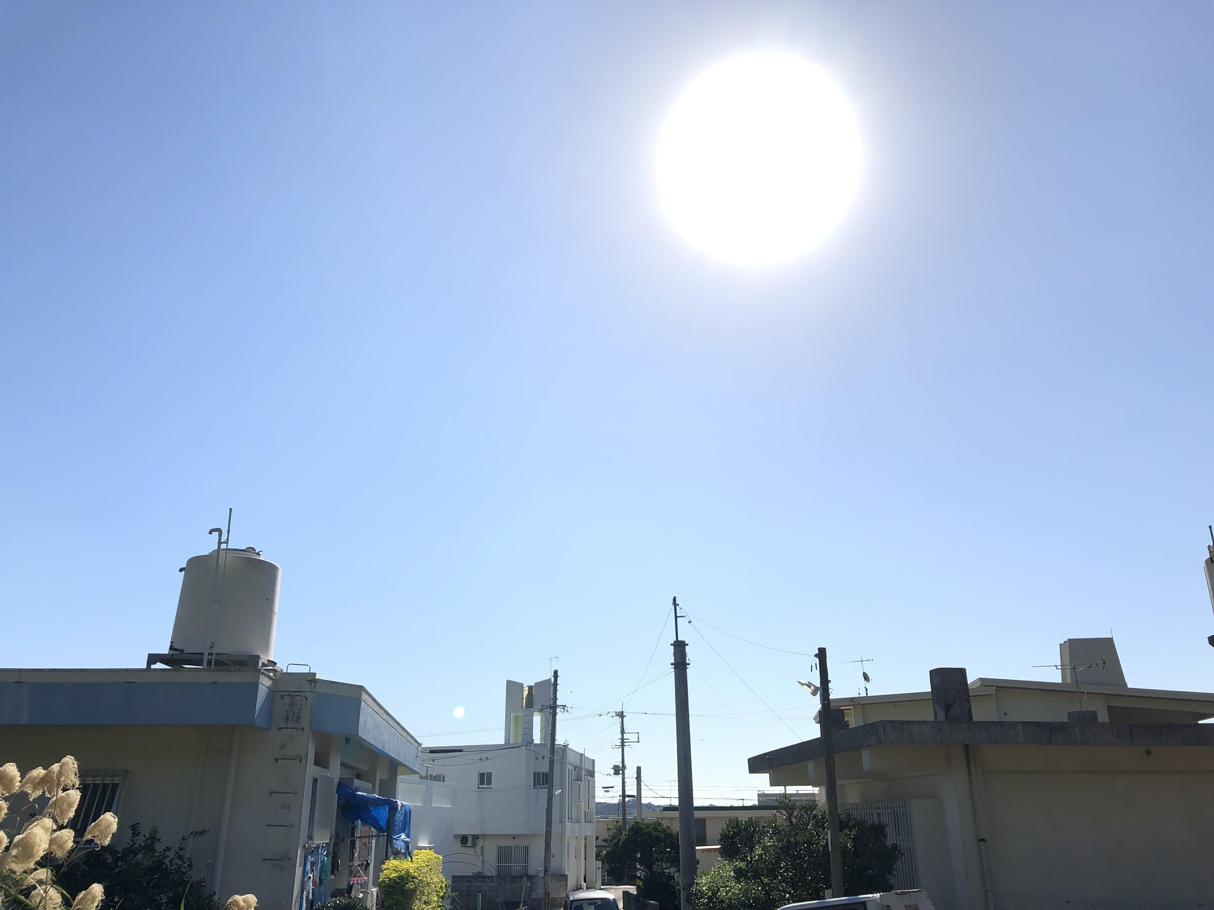 豊見城ポスティング〜与根とか田頭とか。
