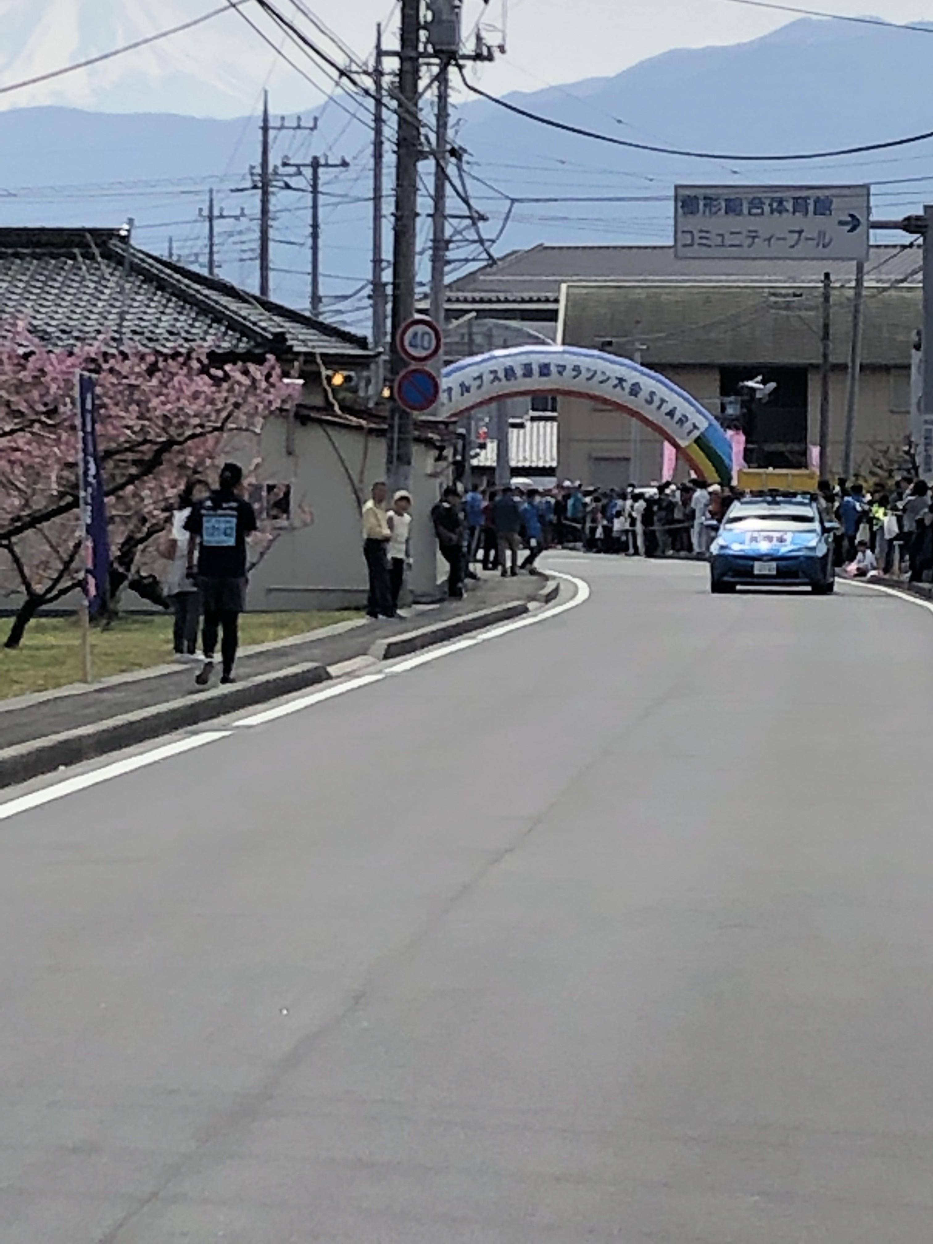 奮闘記番外編 ~ポスティングマン、マラソン大会に出る~