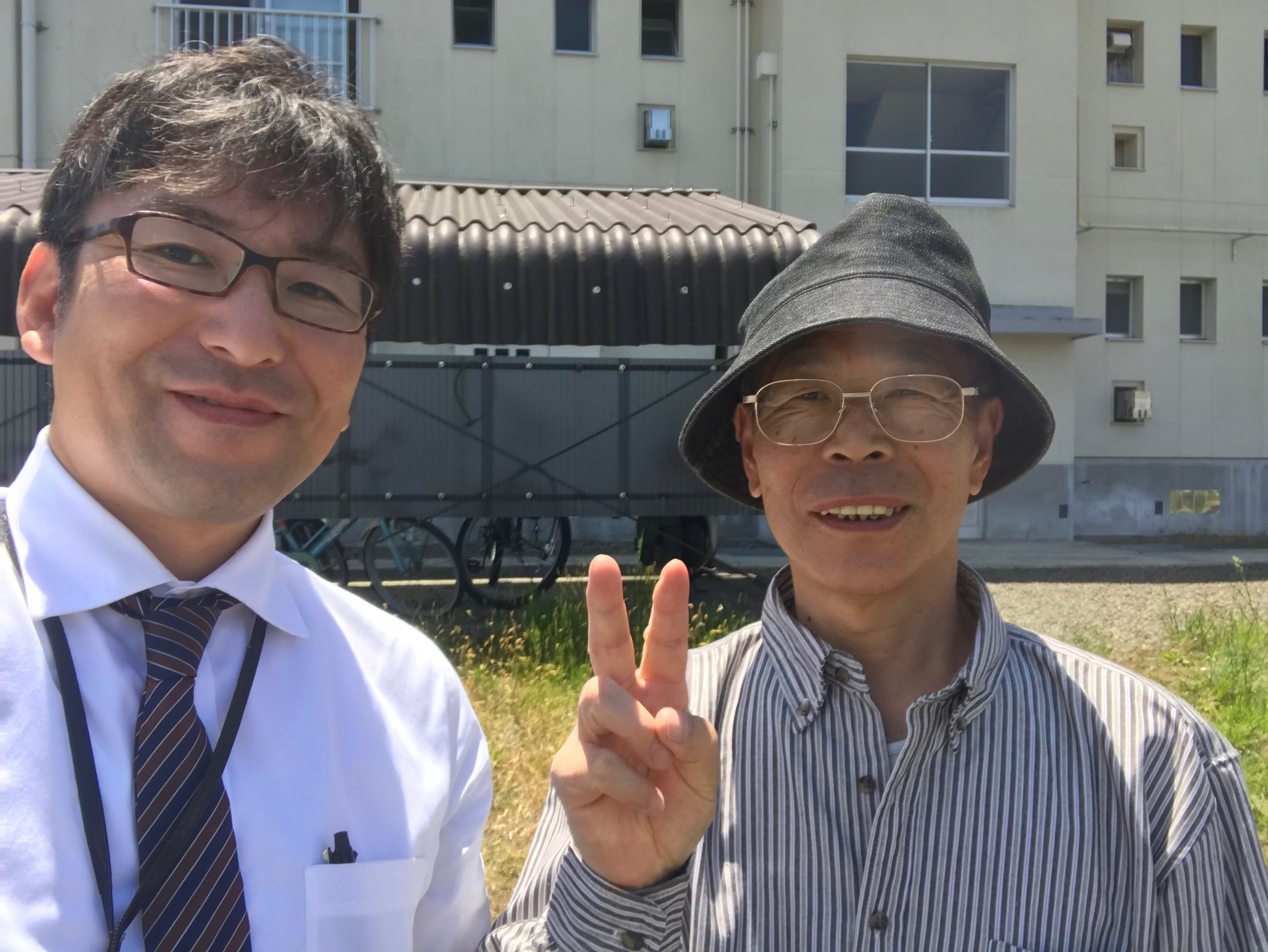 ポスティングスタッフさんのお給料日!!@郡山、須賀川