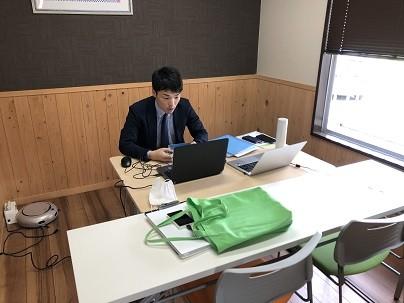 長野県・山梨県で就活中のみなさんへー2021年度新卒採用ー/有限会社ペーパー・シャワーズオンライン説明会はこちらから