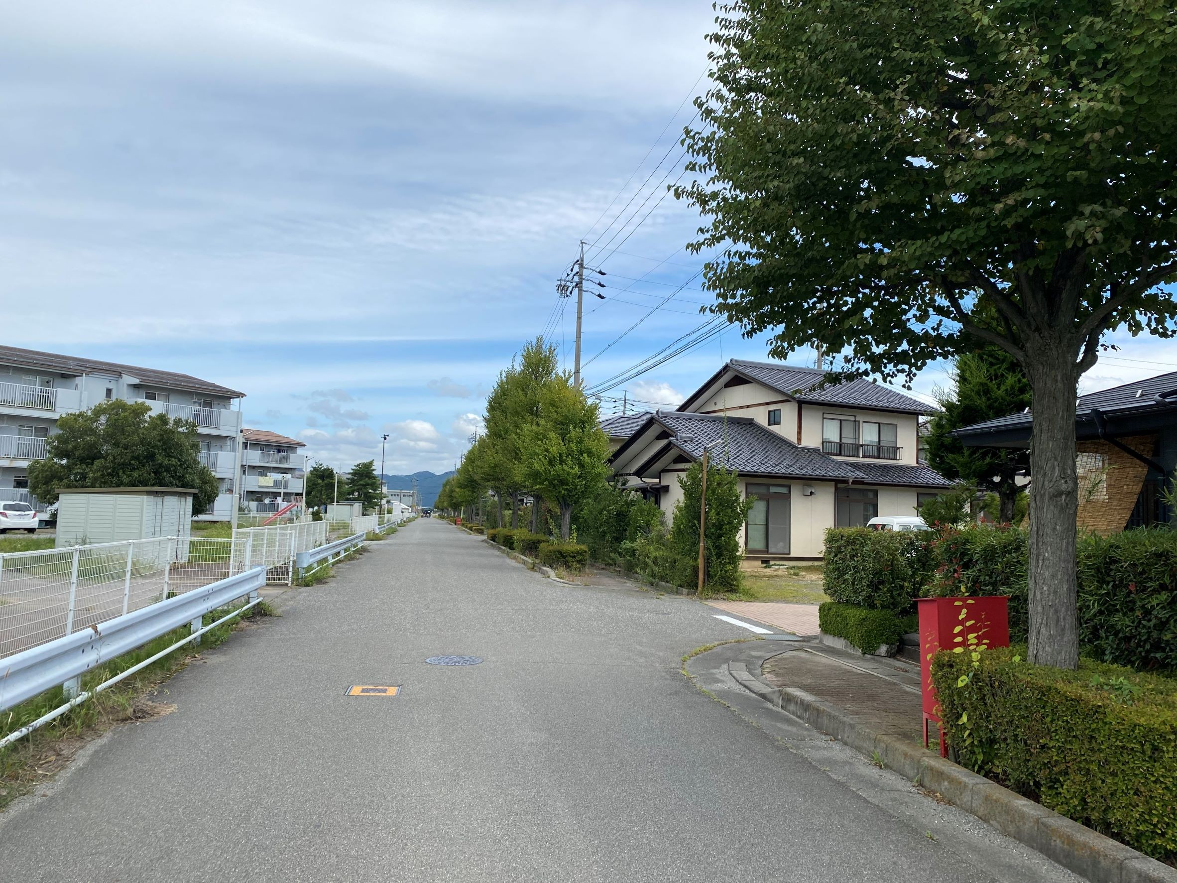 【スタッフ激推し】松本市ウッドタウン小宮 ポスティング(定員1名)